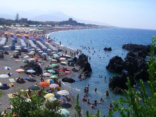 scalea beach property real estate calabria italy photo